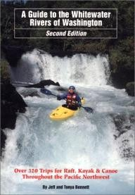 Swiftwater-Publishing-Company Guide to the Whitewater Rivers of Washington