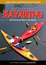 Vas-Entertainment Recreational Kayaking DVD - The Essential Skills and Safety