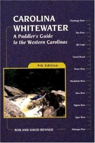 Menasha-Ridge-Press Carolina Whitewater, 9th (Canoeing & Kayaking Guides - Menasha)