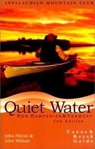 Appalachian-Mountain-Club-Books Quiet Water New Hampshire & Vermont:Canoe & Kayak Guide
