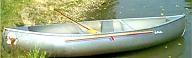Grumman-Canoes Solo Double-Ender Canoe