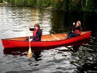 Souris-River-Canoes Quetico 16 Kevlar