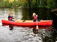 Souris-River-Canoes Quetico 17 Carbon-Tec