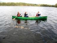 Souris-River-Canoes Quetico 18.5 Kevlar
