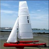 Warren Light Craft Little Wing 15.5 Sail