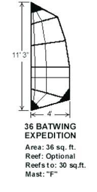 balogh 36 Batwing Expedition