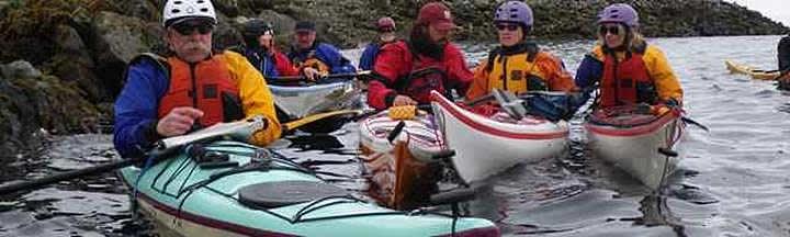 Kachemak Bay Sea Kayaking Skills Symposium