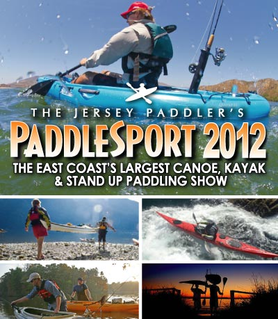 Jersey Paddler's Paddlesport Show