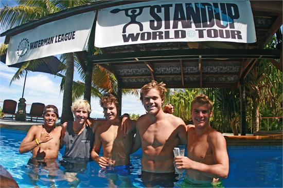Stand Up World Tour - Hawaii