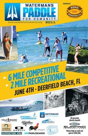 Paddle for Humanity- Deerfield beach