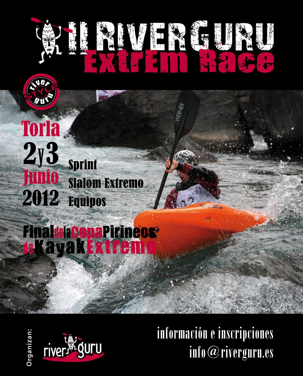 River Guru Extreme Race