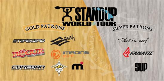 Stand Up World Tour - Brazil