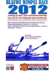 Blauwe Wimpel Race - Canoe Marathon