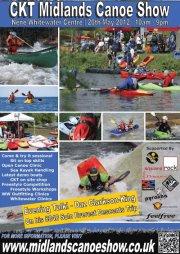 CKT Midlands Canoe Show