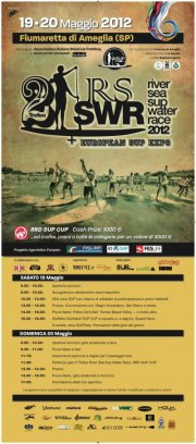 2° Trofeo River Sea SUP Water Race
