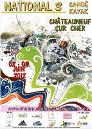 Sélectif National 3 - Châteauneuf-Sur-Cher