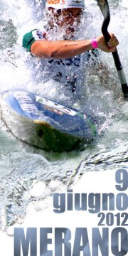 57. International canoe slalom race @ Meran