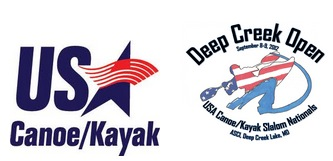 Deep Creek Open and U.S. Canoe/Kayak Slalom Race