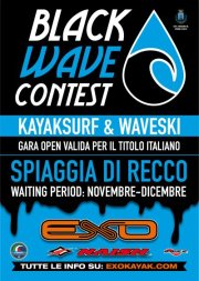 Exo - BlackWave Kayaksurf Contest