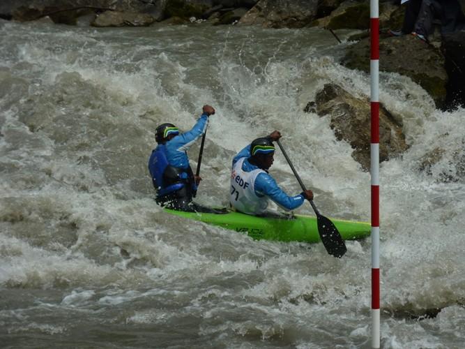 South Africa Canoe Slalom Championships