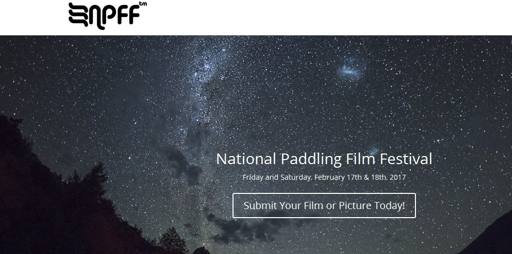 National Paddling Film Festival