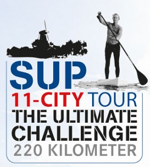 SUP 11-City Tour - The ultimate challenge
