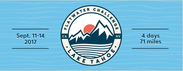 Flatwater Challenge; Lake Tahoe