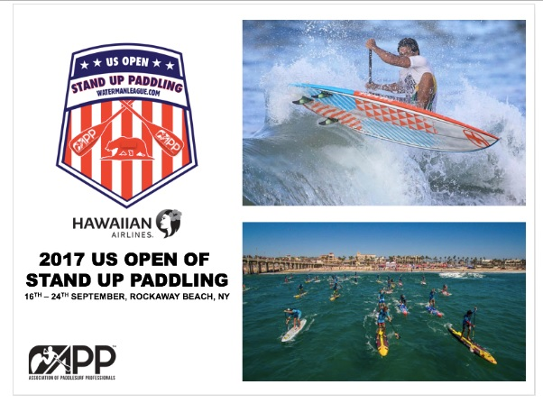 US Open of Stand Up Paddling - APP Tour