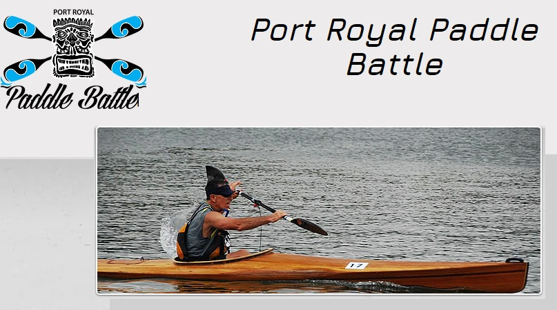 Port Royal Paddle Battle
