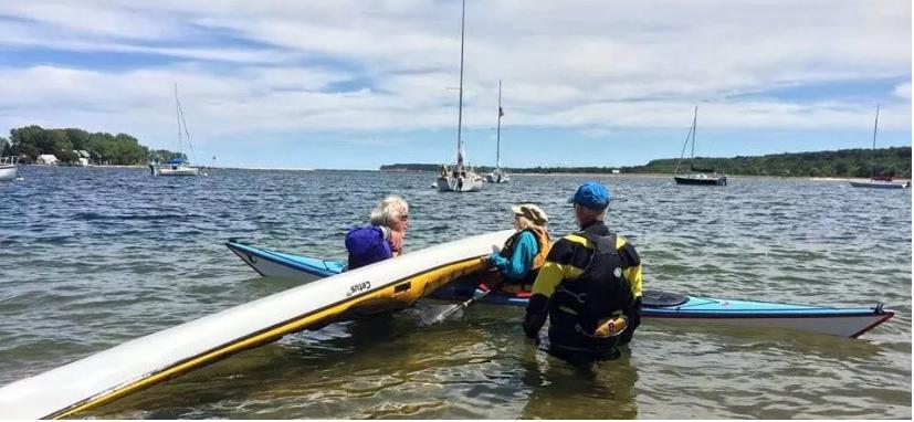 Great Lakes Sea Kayak Symposium