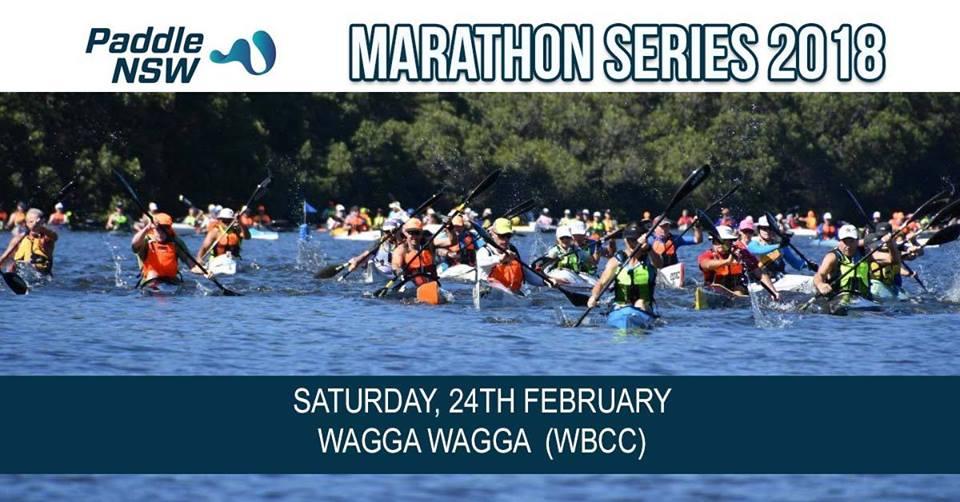PNSW Marathon Series 2018 - Round 2 - Wagga Wagga