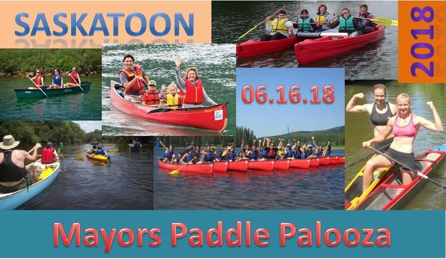 Mayors Paddle Palooza
