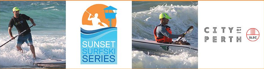 Triple S Sunset Surfski Series #3