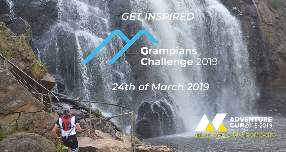Grampians Challenge Multisport race
