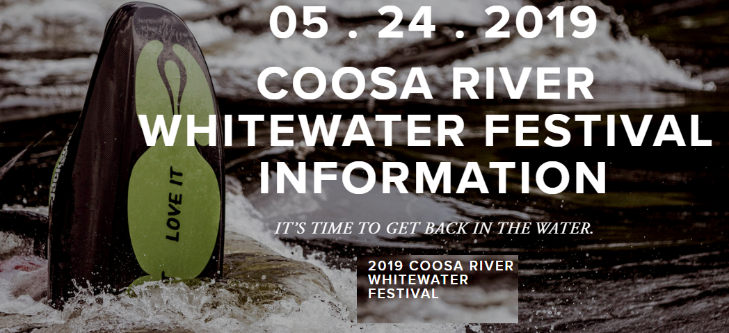 Coosa River Whitewater Festival, 2019-05-24
