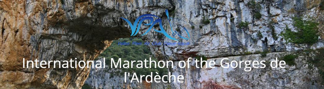 International Marathon of the Gorges de l'Ardèche