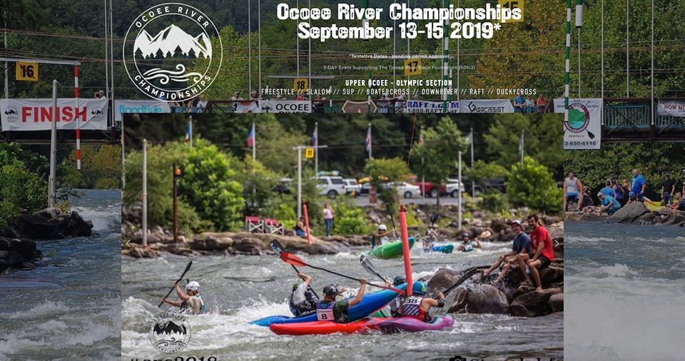 Ocoee River Championships