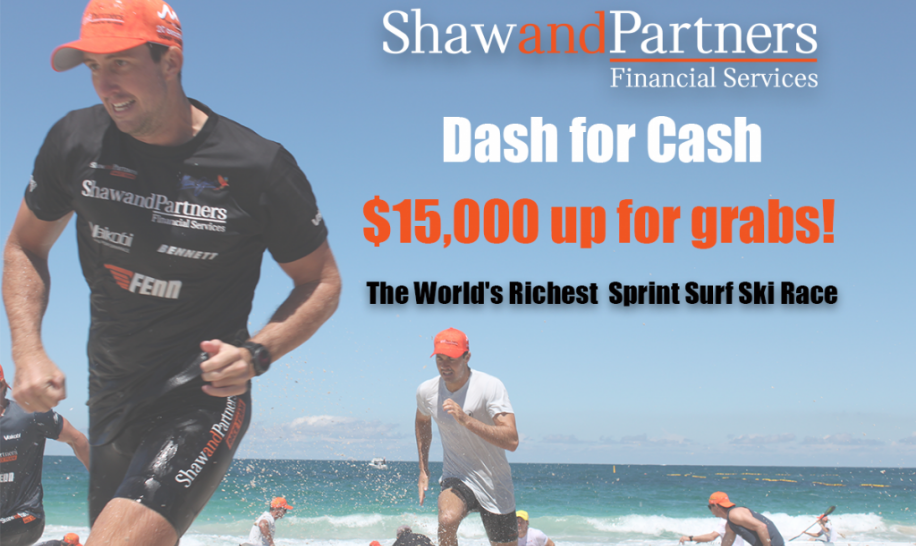 Shaw and Partners Dash for Cash