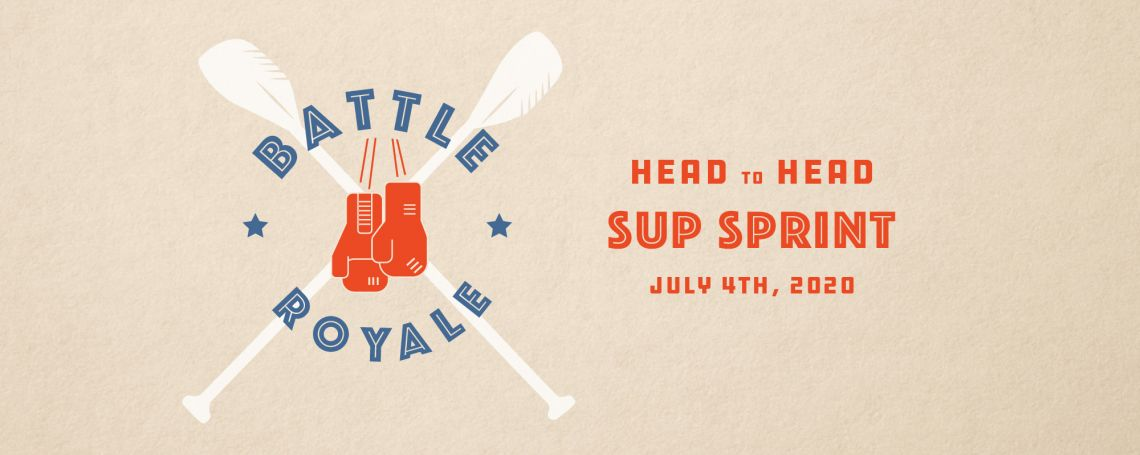 Battle Royale Head to Head SUP Sprint
