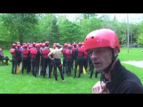 Video: 22-23 mai avec Propulsion Rafting