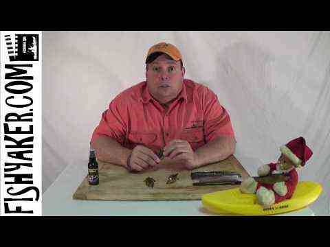 Video: PowerTeam Lures Craw D'oeuvre: Episode 107