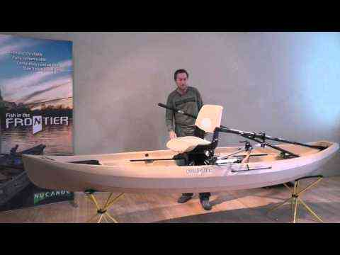 Video: blakenucanoecom: Frontier 12 Rowing System - Introduction