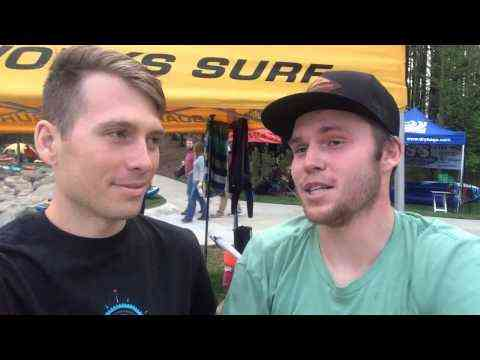 Video: supconnect: Tuck Fest Spencer Lacey