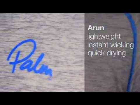 Video: paul.robertson: Arun baselayers – with Channel Flow technology