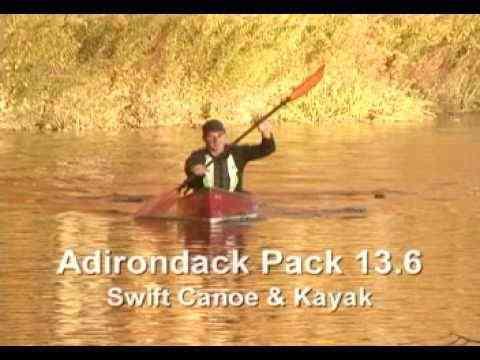 Video: The Adirondack Pack 13 6 - by Swift Canoe & Kayak