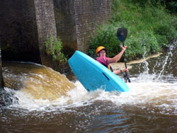 Kayak Spot - Morriston Weirs