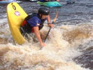 Kayak Photos - Tees Barrage