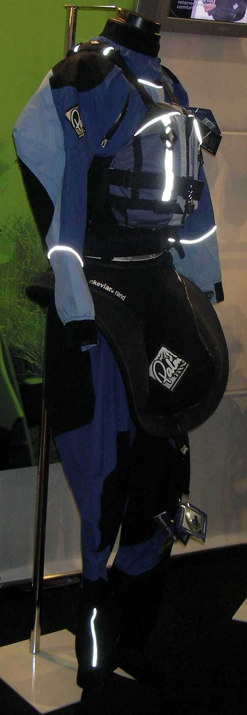 Palm Sidewider Torrent dry suit