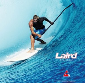 Laird Hamilton and Nidecker Announce Partnership to Launch Laird StandUp