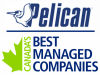 Pelican International named one of Canada's Best Managed  Companies in 2014.